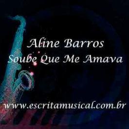 Aline Barros – Soube Que Me Amava