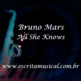 Bruno Mars – All She Knows