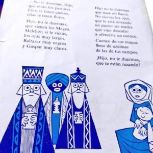 Hijo no te duermas Gloria Fuertes el camello cojito Escritora de Fortuna