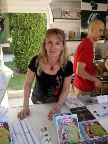 Alicia G. García-Feria Libro Madrid