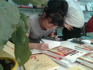 Julia Navas-Feria Libro Madrid