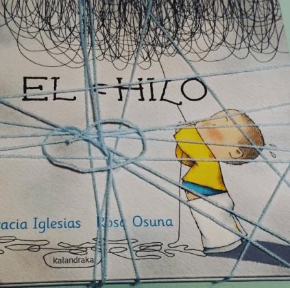 El hilo, de Gracia Iglesias y Rosa Osuna