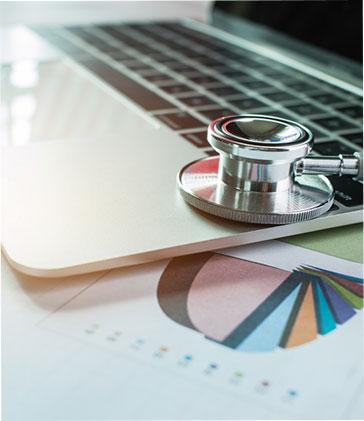 Contabilidade para área da saúde em Uberlândia - MG