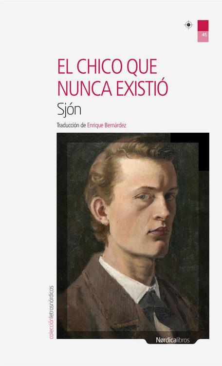 Novela El chico que nunca existió, Letras Nórdicas