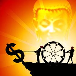 Economia Budismo
