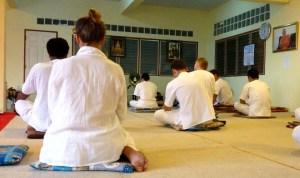 Retiro de Meditación en Doi Suthep, Chiang Mai - Fotografía por: Tobias