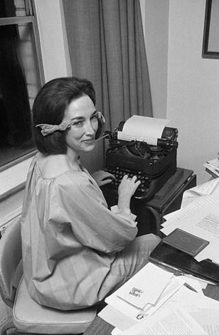 Helen Gurley Brown, 1965