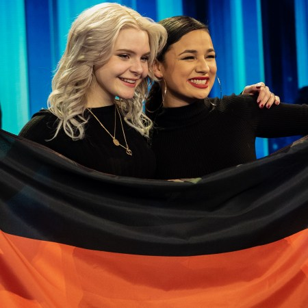 "ULfI - Die Siegerinnen ""S!sters"" mit dem Song Sister"