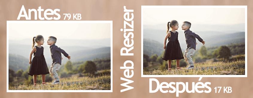 Web Resizer