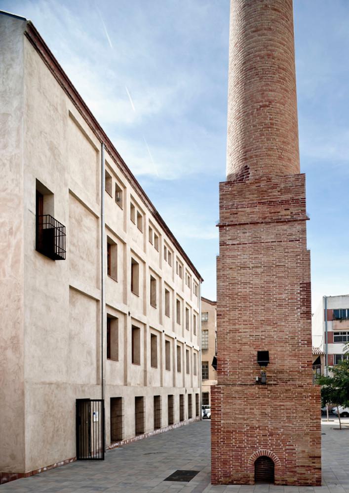 Reforma y Rehabilitación de la Nave Industrial Can Minguell / Toni Gironès