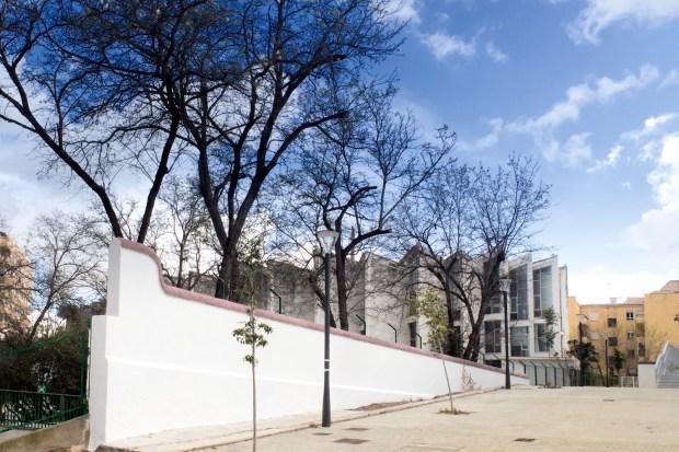 Edificio Escuela de Arte Algeciras. Foto: Luis Sánchez Maraia, 2017.
