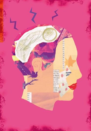 Virginia Gómez González. Ilustración para cartel, 2010.