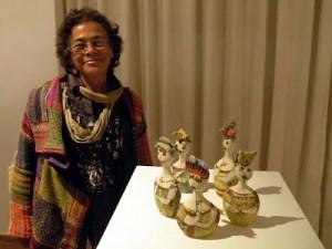 Ana Sobral y su obra comadres