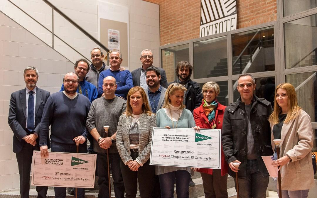Premios y exposición Taboracrom 2019