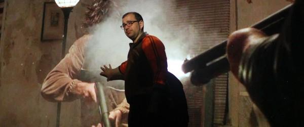 002 Paco Cabezas profesor de cine direccion curso Escuela de Cine de Malaga Masterclass Master de Cine