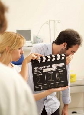Rodaje-manolo-jimenez-actor-escuela-de-cine-de-malaga-rodar-cortometraje-corto-malaga-aprende-guion