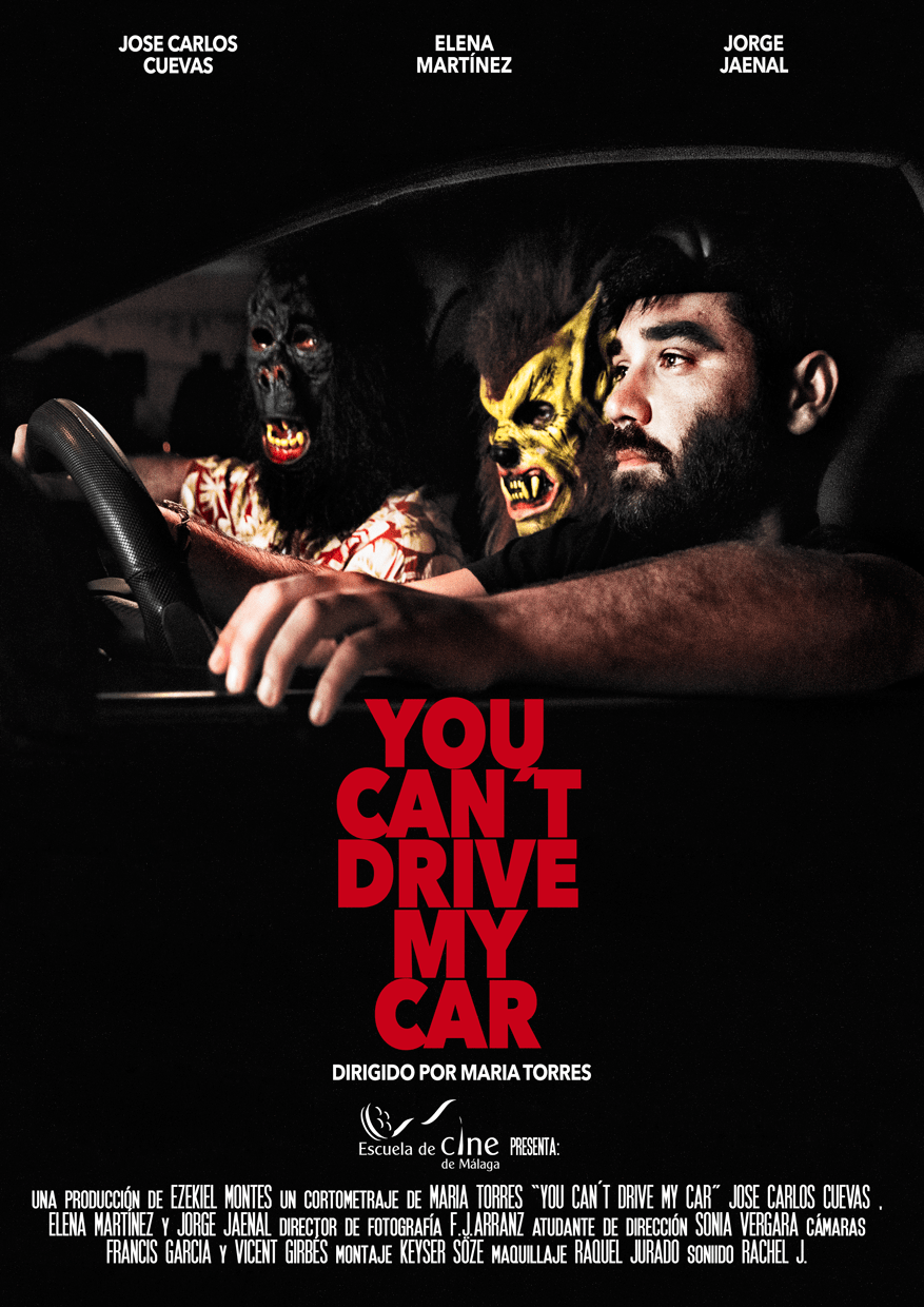 You can't drive my car