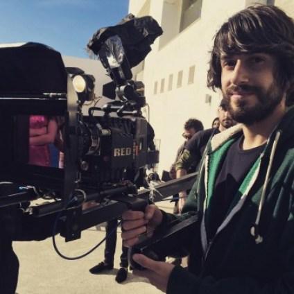 escuela de cine de malaga francis garcia fj arranz director alumno cino corto aprende estudia