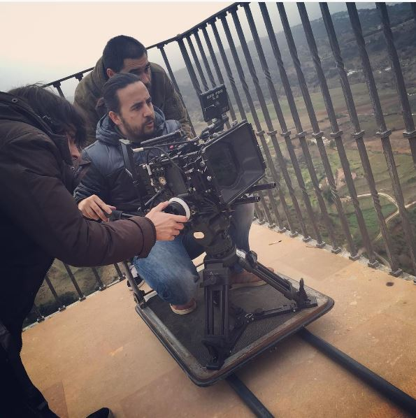 El director y productor Ezekiel Montes, profesor de la II Edición del Curso de Cine 4k