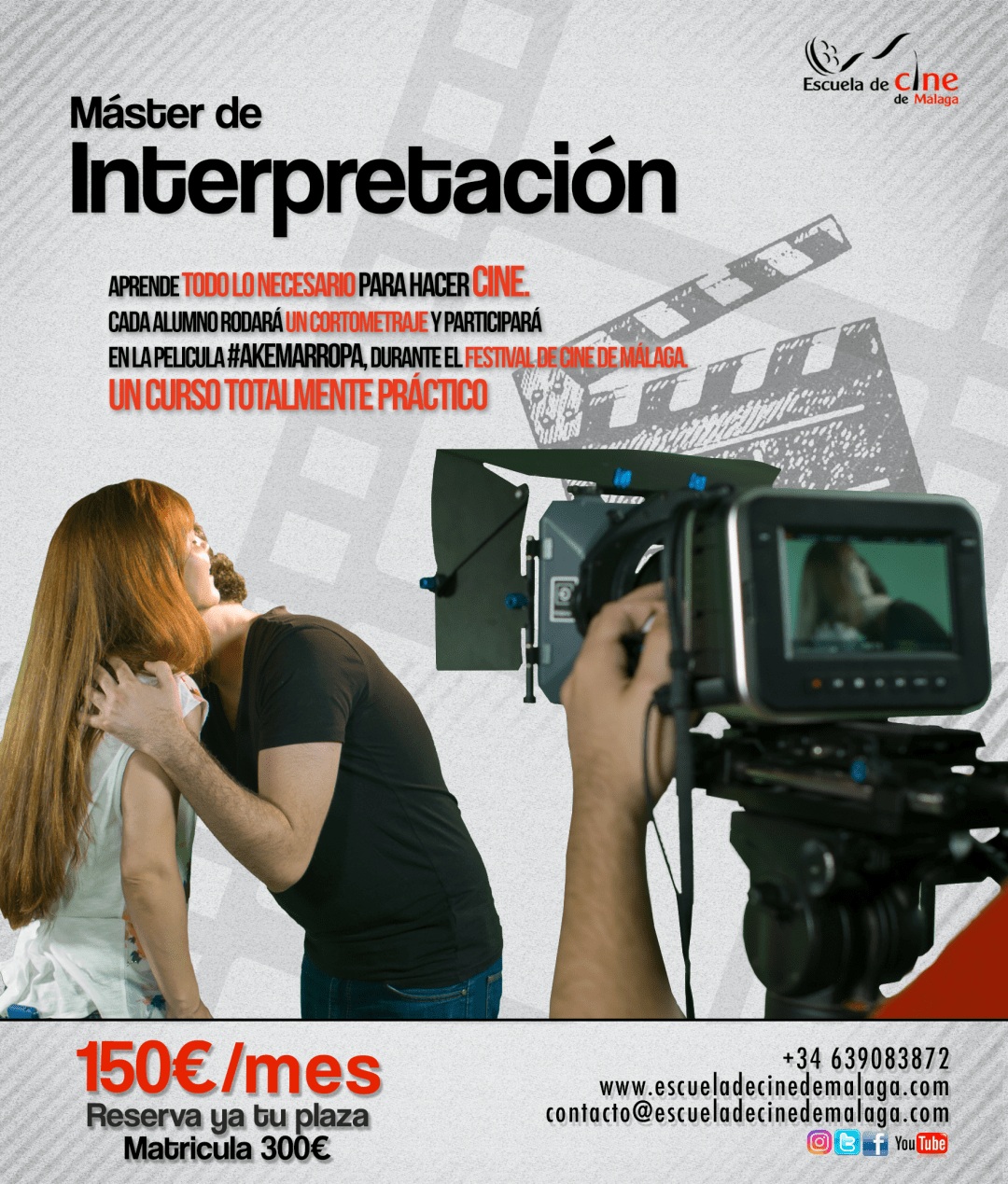 Master de Interpretacíon