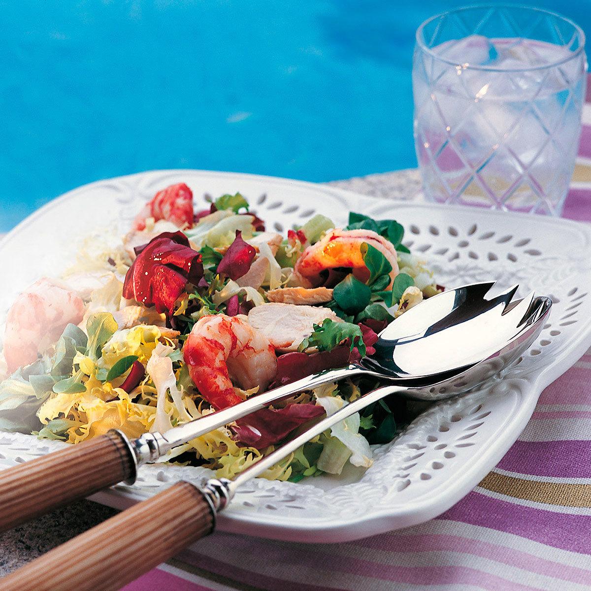 Ensaladas de verano  Curso de cocina de verano  Escuela