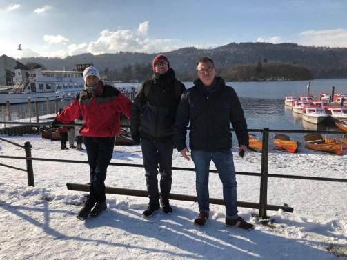 EOI Ronda Lake District y Manchester