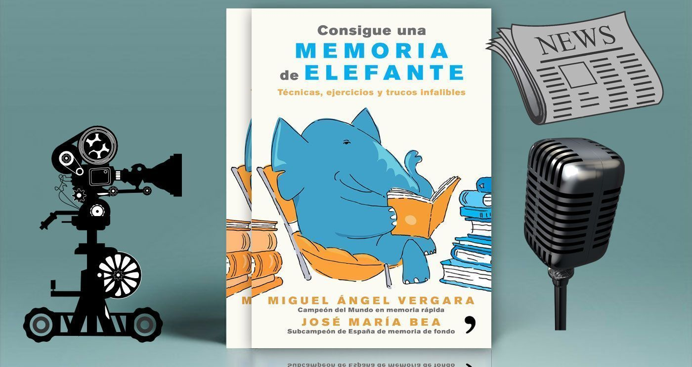 Entrevistas Consigue una Memoria de Elefante