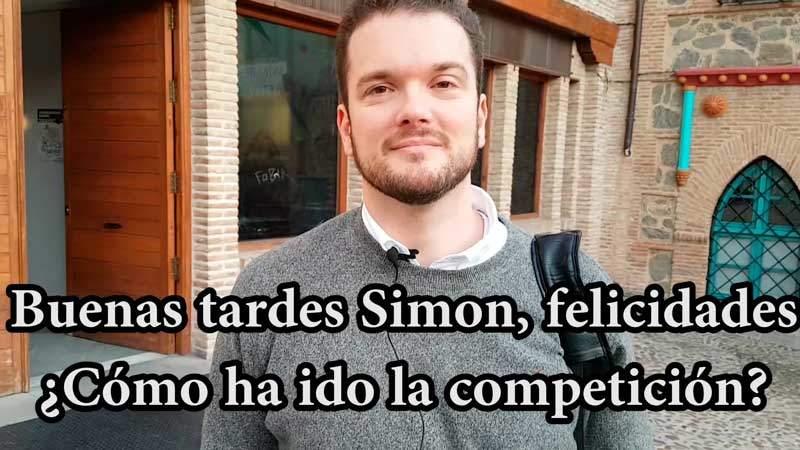 Entrevista a Simon Reinhard