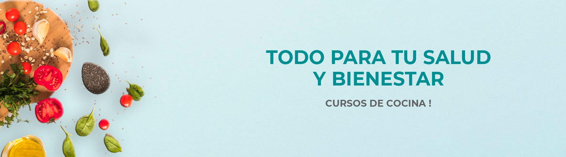 CURSOS DE COCINA  Escuela de Salud  Vive