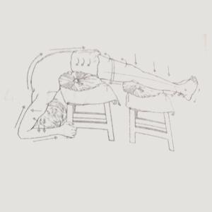 como apaciguar el estrés a través del yoga  yoga granada