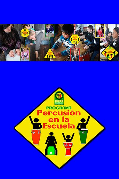 Programa Educativo Percusión en la Escuela