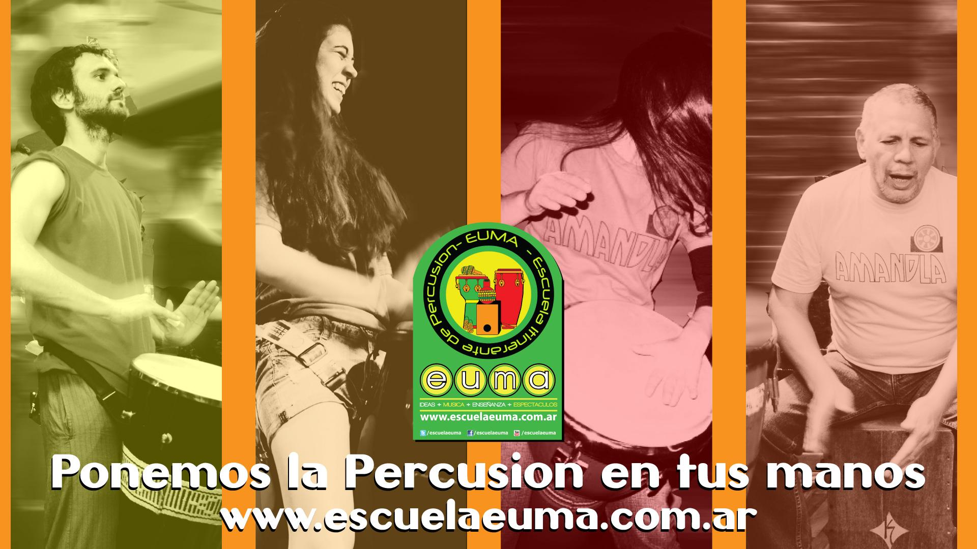 Escuela de Percusión EUMA