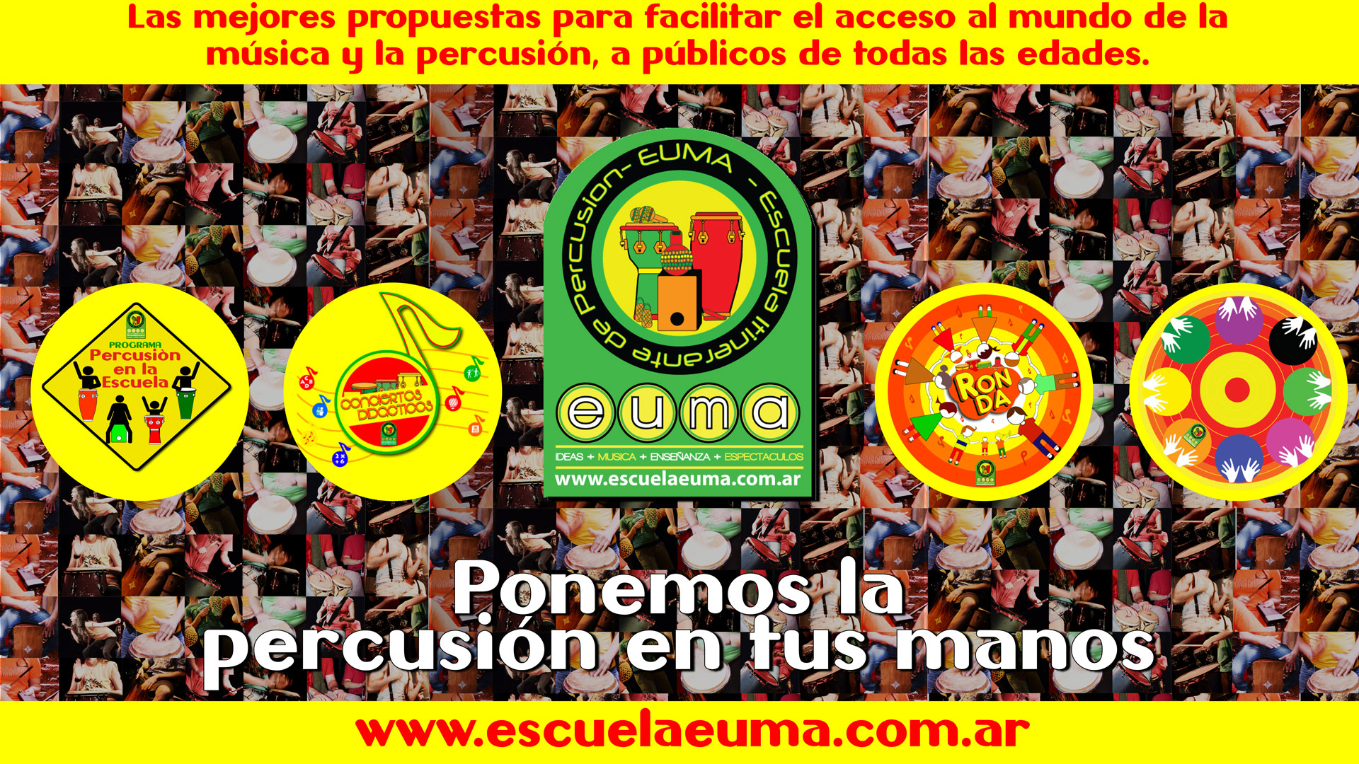 Escuela EUMA propuesta Educativas y Recreativas