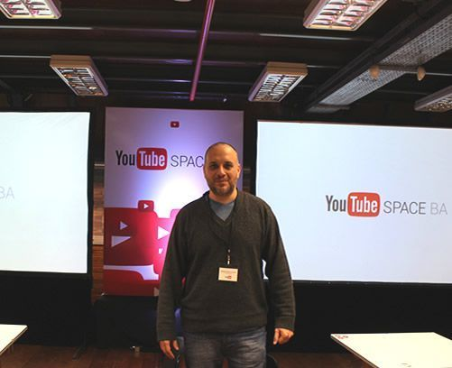 You Tube Spaces Buenos Aires 2016