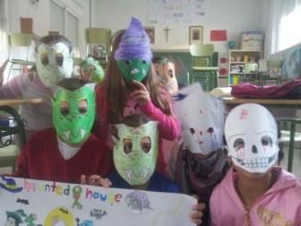 San Isidro Halloween
