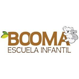 Logo cuadrado de la Escuela Infantil Booma de Talavera de la Reina