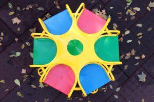 Juego de colores de la Escuela Infantil Booma