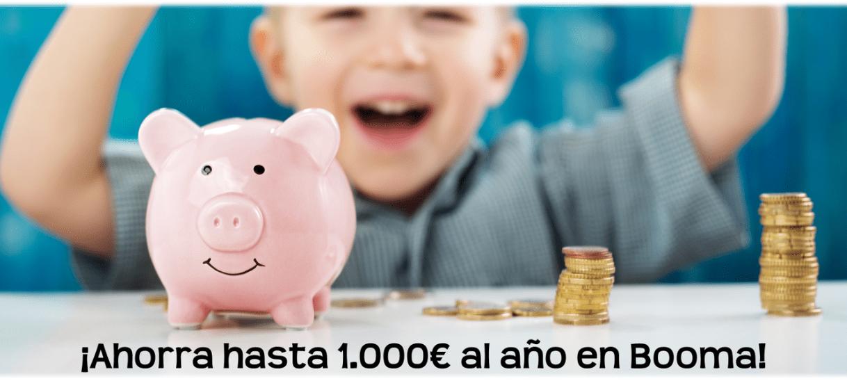 Escuela Infantil Booma – Cheque Guardería