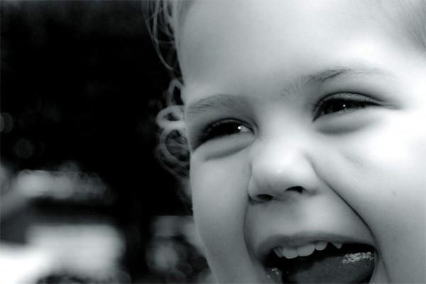 Niños felices e infelices