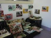 Exposición taller de familias: de arte natural
