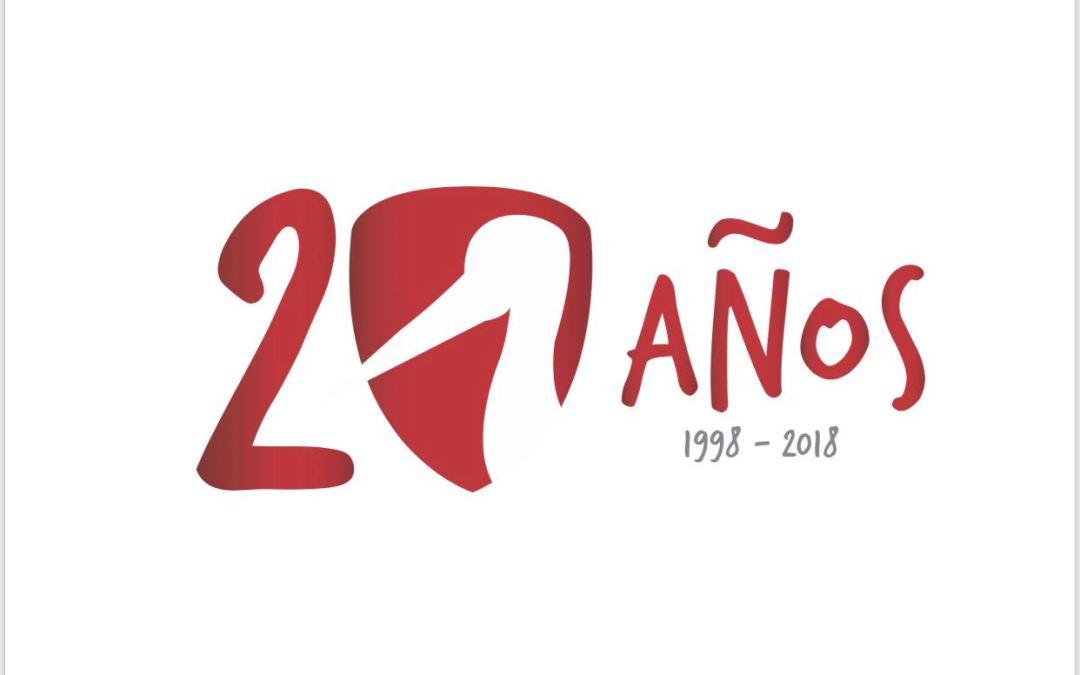 20 AÑOS EN EL MEJOR TRABAJO DEL MUNDO