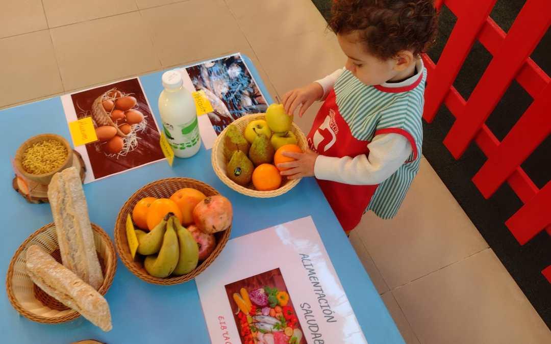 Proyecto de alimentación saludable