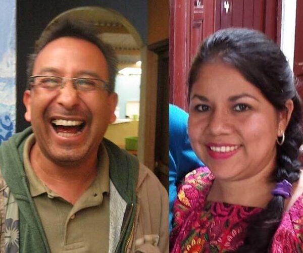 Rony and Maria José