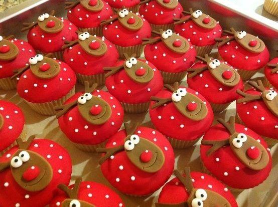 cupcakes de navidad 1