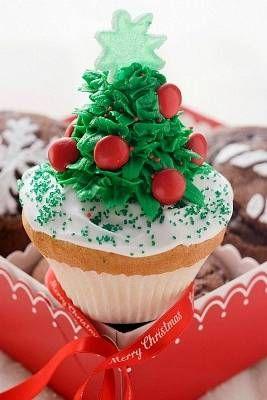 cupcakes de navidad 2