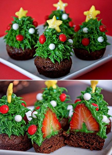 cupcakes de navidad 5