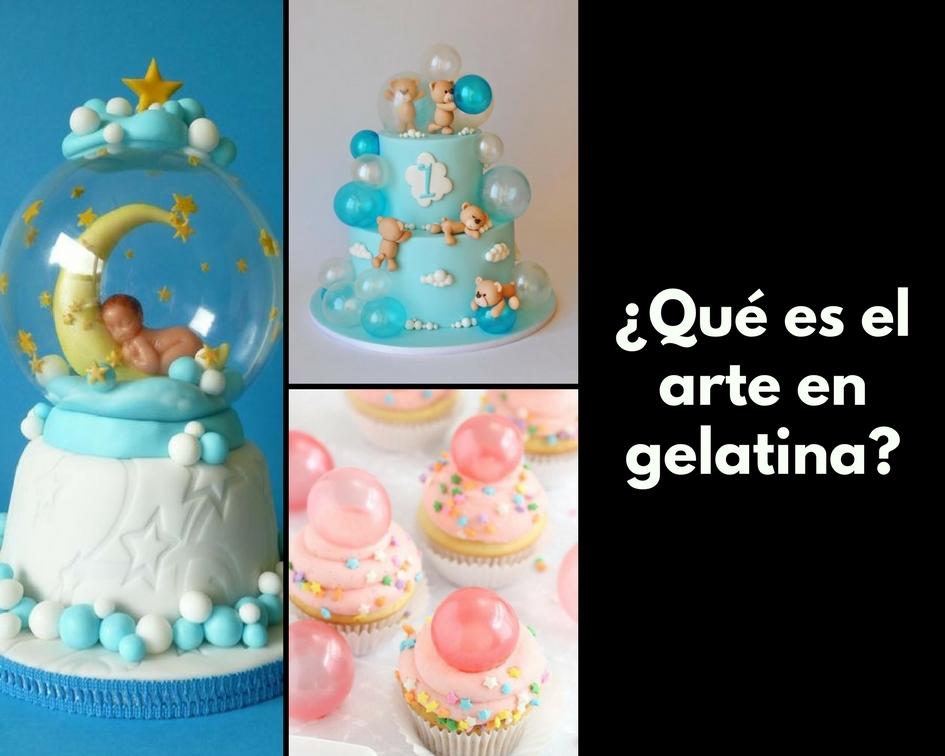 arte en gelatina