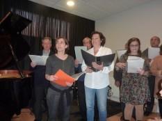 Coro de adultos - Concierto 15/3/14 - Musikum