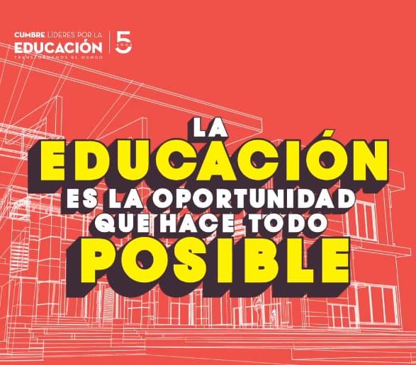 Vicky Colbert: #ConEducaciónEsPosible la reconciliación