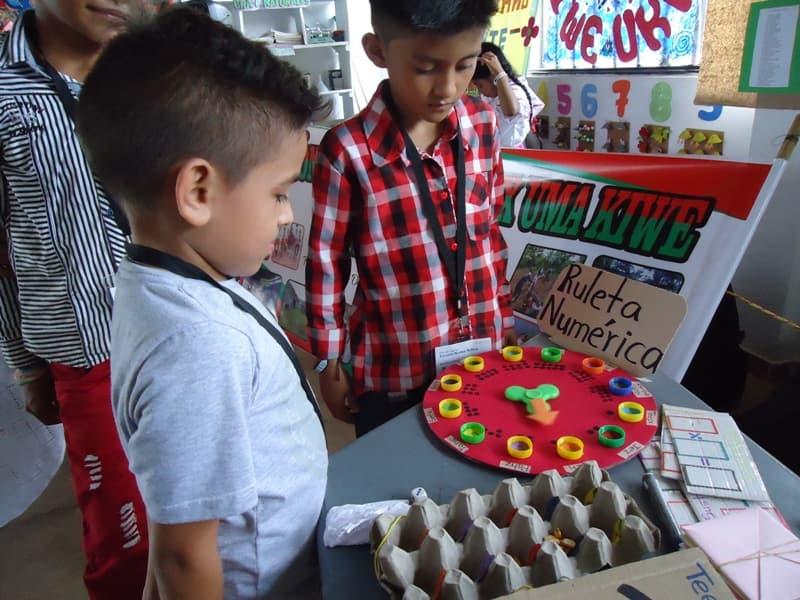 Comunidad educativa del Putumayo se une para celebrar un Día de Logros